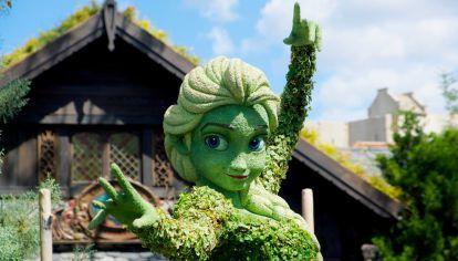 Elsa de Frozen, una heroína bien de esta época.