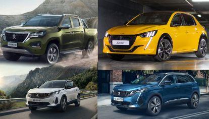 Peugeot le pone fecha a los nuevos 3008, 5008 y Landtrek en Argentina