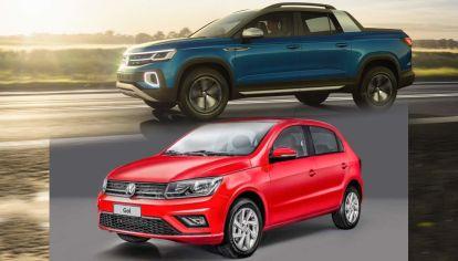 En el nuevo plan de VW estarían la próxima generación de Gol y Tarok