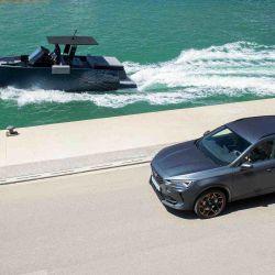 El D28 Formentor se ofrece con 3 opciones de motorización, que van desde los 150 CV hasta un máximo de 390 CV.