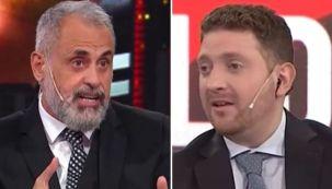 Jorge Rial y Jonatan Viale