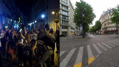 Madrid Francia 20210511