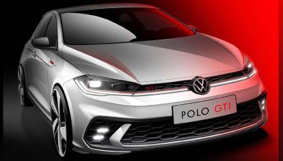 Volkswagen presenta la primera imagen del nuevo Polo GTI