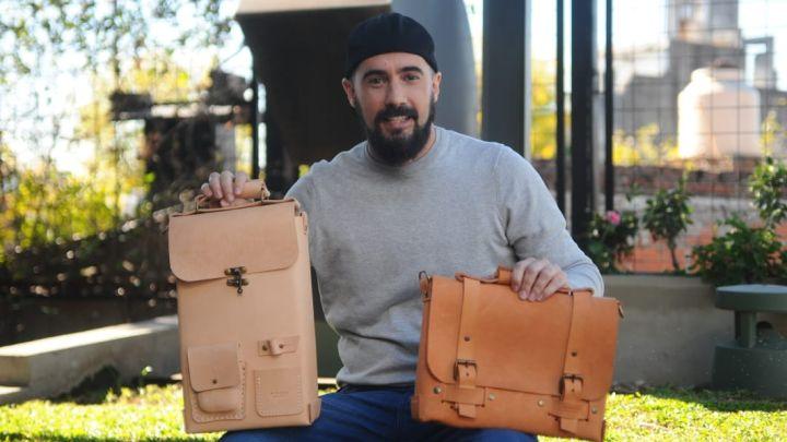 Rincón de emprendedores: De abogado a artesano