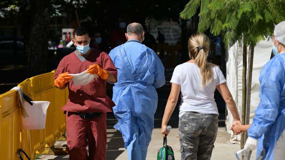enfermeros hospitales publicos 20210511