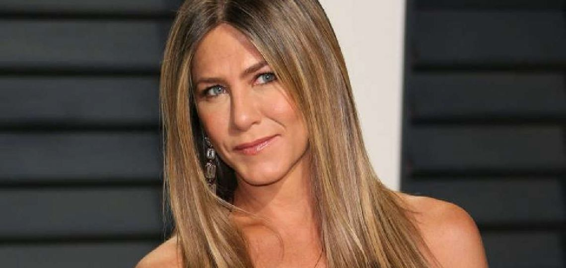 Jennifer Aniston reitera en Friends The Reunion ser la reina del negro