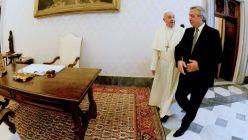 alberto fernandez papa francisco