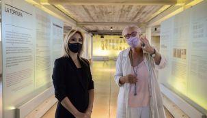 La primera dama visitó el ex centro clandestino de detención, tortura y exterminio