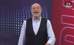 "Alfredo Leuco al pedir una Nación ""sin kirchneristas"" 20210512"