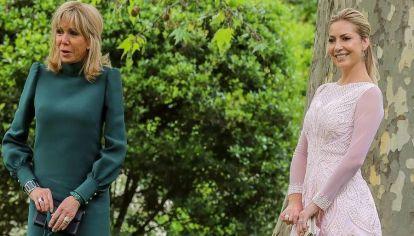 Fabiola Yáñez vs. Brigitte Macron: el duelo que posicionó a la moda argentina junto a la francesa