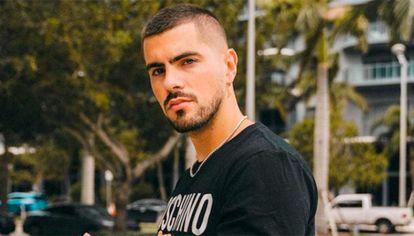 FOTOS| Fer Vázquez, cantante de Rombai, sufrió un fuerte accidente