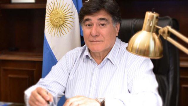 Carlos Zannini 20210512