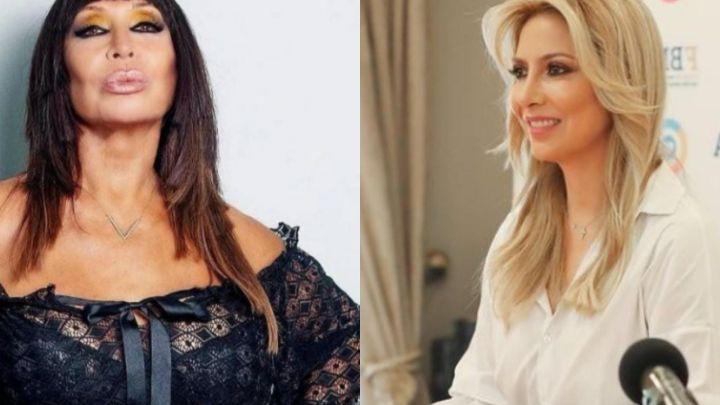 Moria Casán y el comentario que revolucionó las redes: ¿Fabiola Yáñez está embarazada?