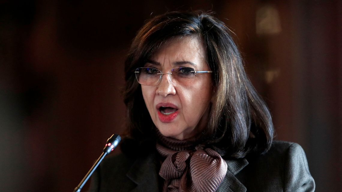 Colombian Foreign Minister Claudia Blum resigned on May 13, 2021 amid international condemnation for the abuses committed by public forces during the last 15 days of massive protests against the government.