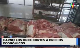 11 cortes de carne a precio popular