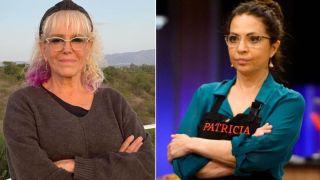 Valeria Lynch y Patricia Sosa