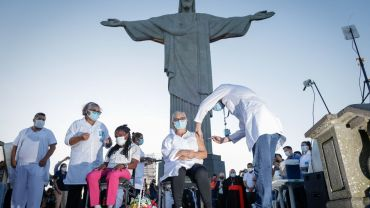 President Bolsonaro Accelerates Vaccine Plan as Popularity Takes a Hit
