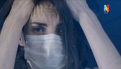 Pandemia: Qué es la angustia vinculada al COVID y a quienes afecta