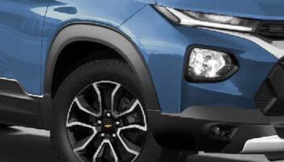 Así sería la nueva pick-up compacta de Chevrolet