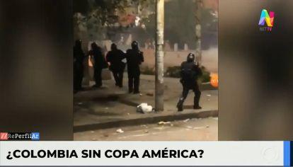 La realización de la Copa América podría peligrar por los incidentes en Colombia