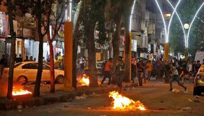 linchamientos en israel