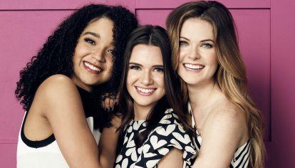 """Serie de Netflix """"The Bold Type""""."""