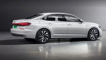 """Primeras fotos oficiales para el """"nuevo"""" Volkswagen Passat"""