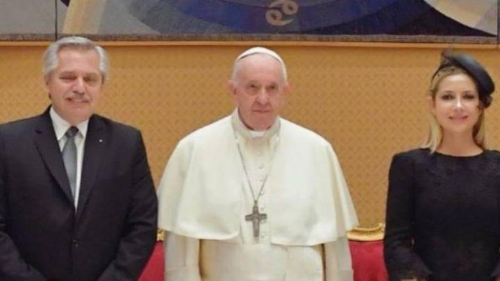 Fabiola Yáñez tendrá un segundo encuentro con el Papa Francisco