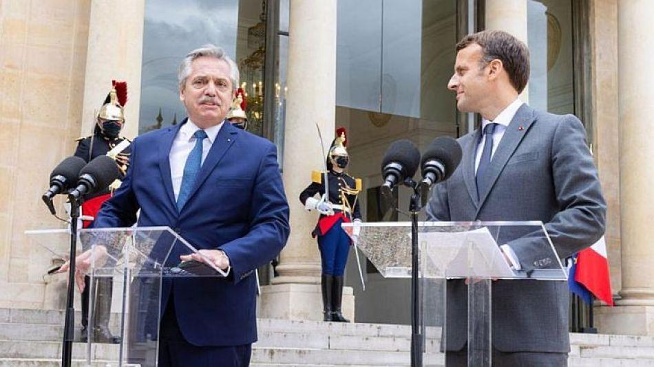 13-5-2021-Fernández Macron