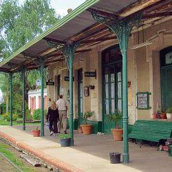 Vieja estación de Gouin.