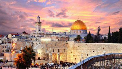 Jerusalem y Haifa, dos de los principales atractivos de Israel.