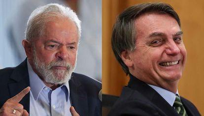 Lula -Bolsonaro