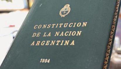 Reforma de la Consitución de 1994