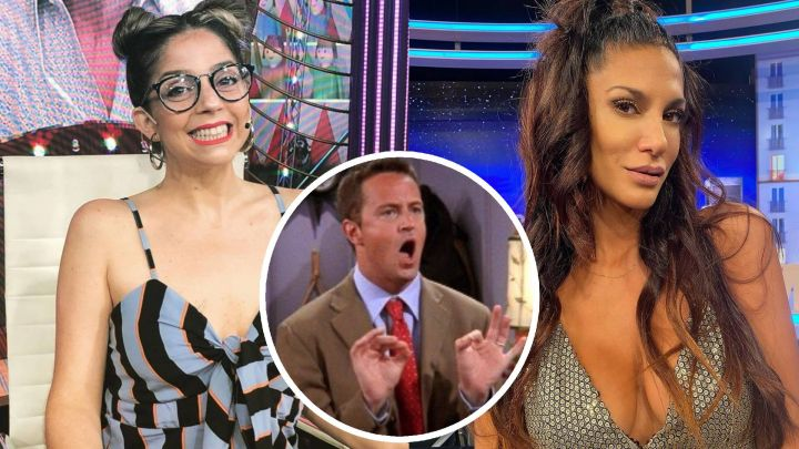"""Juariu se indignó con Silvina Escudero luego de """"cancelar"""" a Chandler de Friends y las redes la apoyaron"""