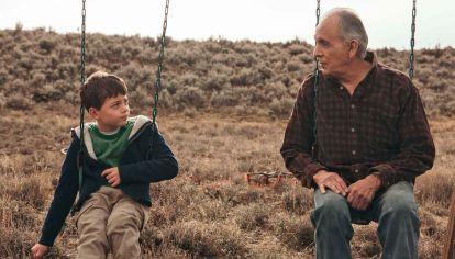 """Sabio. """"No somos tu gente"""", le dice el anciano nativo al chico en la serie Yellowstone."""