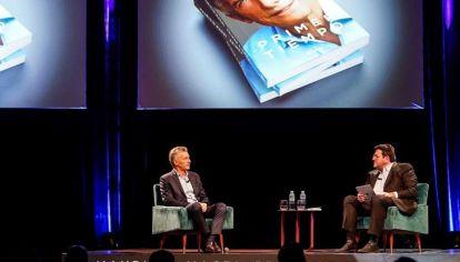 """EN CÓRDOBA. Macri prepara un evento """"distinto"""" al de la presentación del libro en Buenos Aires."""