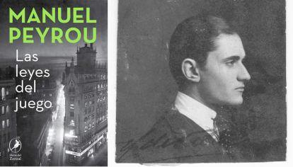 Manuel Peyrou. Nació en 1902 en San Nicolás y murió en 1974 en Buenos Aires.