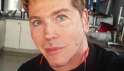 Guido Süller tuvo un accidente en su casa nueva y se salvó de milagro