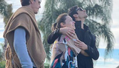 Pampita homenajeó a Blanca Vicuña en el día que cumpliría 15 años