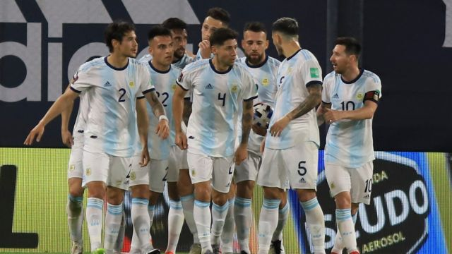 seleccion argentina 160521