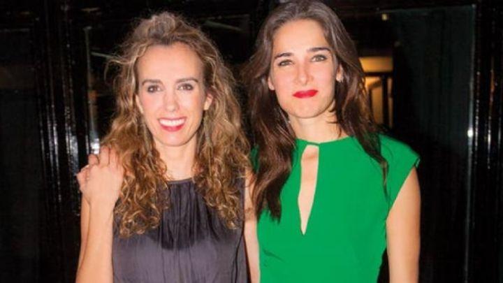 Entre lágrimas, Juana Viale despidió al aire a Victoria Césperes, su mejor amiga