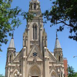 Catedral de Mercedes.