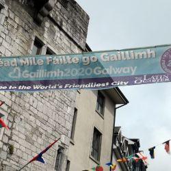 """""""La ciudad más amable del mundo"""", un título que Galway ostenta con cierto orgullo. Foto: Alexandra Stahl/dpa"""
