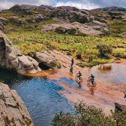 La Lagunita –a 2.100 msnm– demanda 12 horas de caminata ida y vuelta.