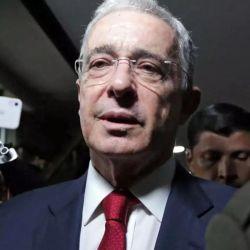 El ex presidente Álvaro Uribe. | Foto:CEDPC