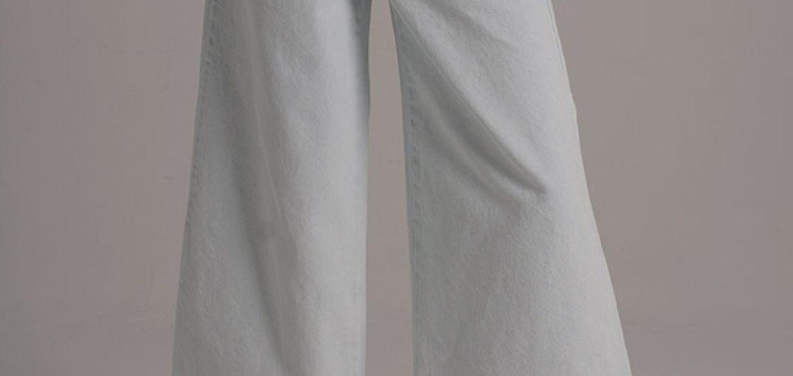 Jeans wide leg: Estas son las razones para tenerlos ya
