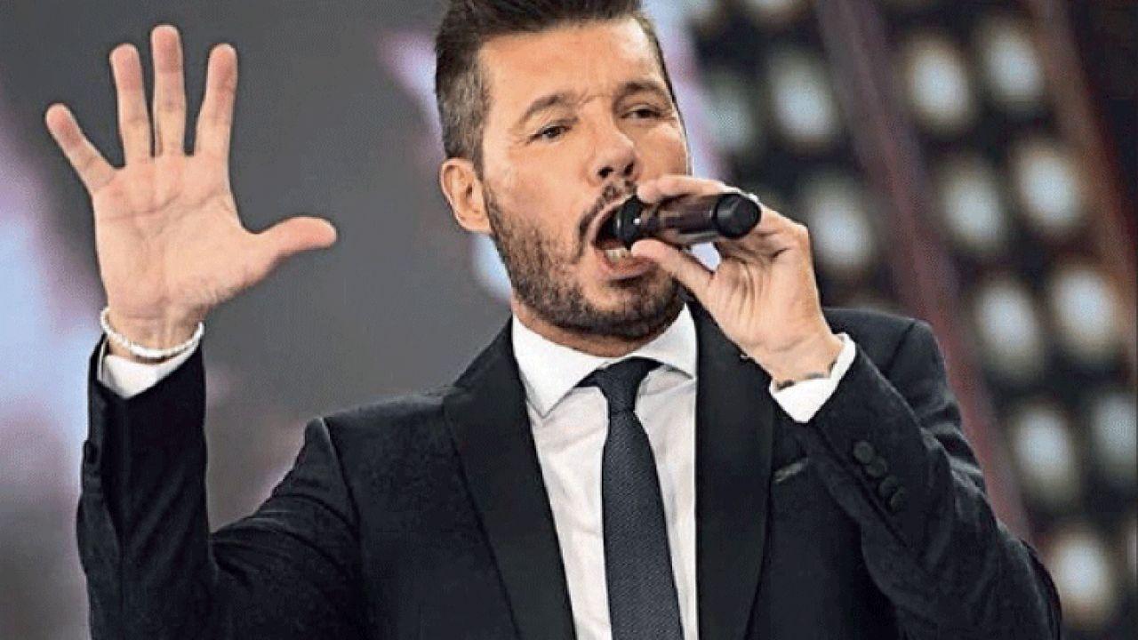 Marcelo Tinelli vuelve a la tele.  | Foto:CEDOC