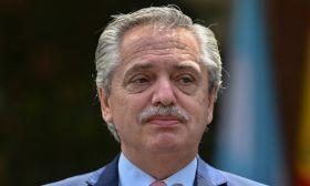 President Alberto Fernández