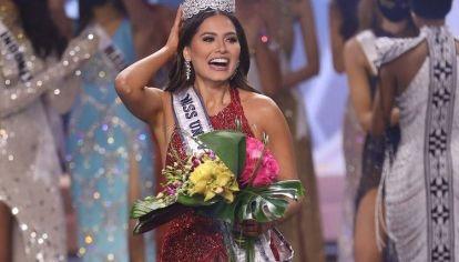 Conocé a Andrea Meza, la mujer que se coronó como Miss Universo 2021