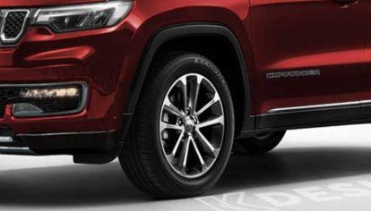 Así sería el diseño final del próximo SUV de Jeep fabricado en la región